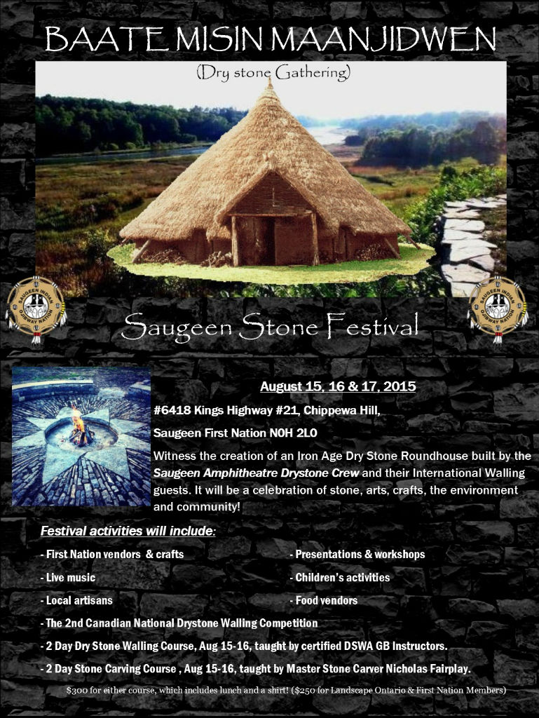 Roundhouse Festival Flyer